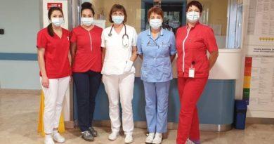 """Dr. Alena Furić i njen """"tim"""" u borbi s koronavirusom"""