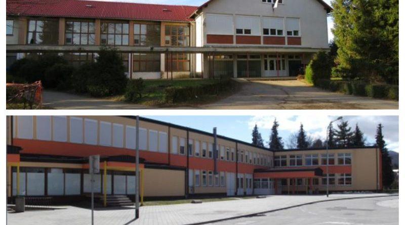 gimnazija i prva osnovna škola ist