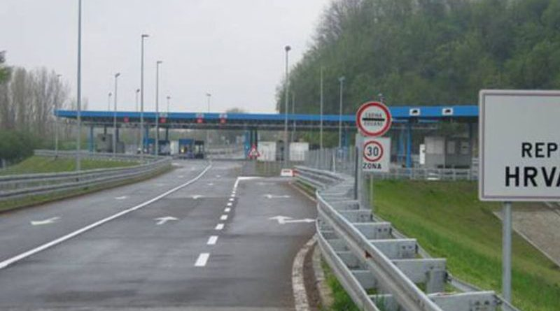 granični prijelaz ist