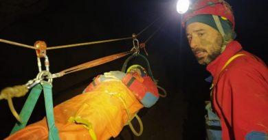 Ogulinski GSS-ovci odradili redovnu godišnju vježbu speleospašavanja