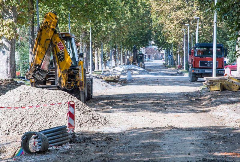 Radovi na Dubovcu trebali bi biti gotovi do kraja listopada