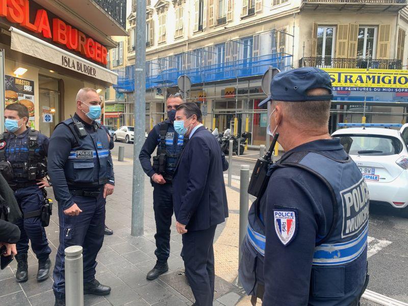 napad Nica policija spacijalci ist