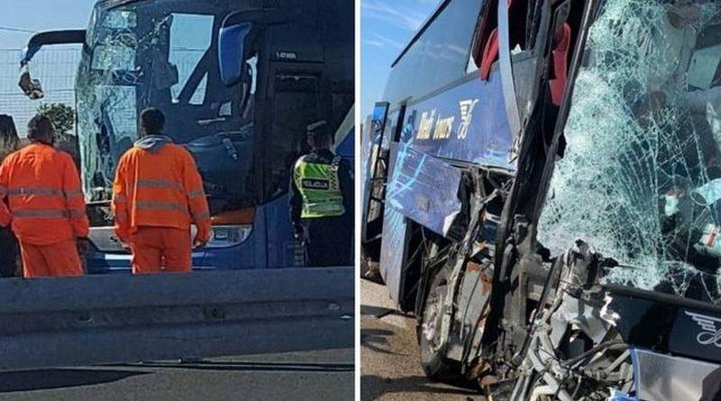 nesreća autobus sv rok ist