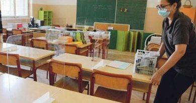 Ženska udruga Katarine Josipdol pokreće akciju nabavke stakloplastičnih pregrada za učenike