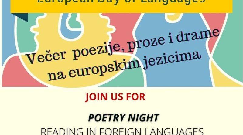 poezija na euro jezicima ist