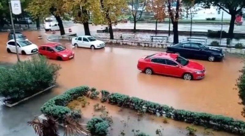 potop u istri ist