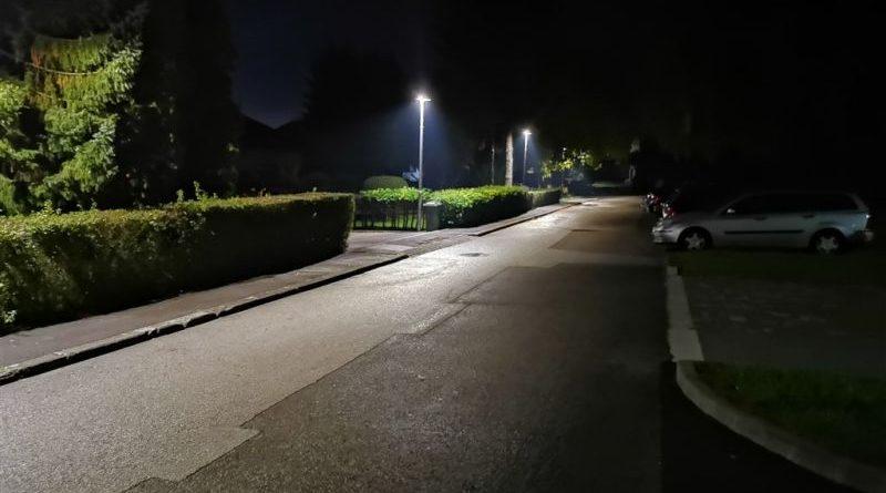 rasvjetna tijela ulica ist