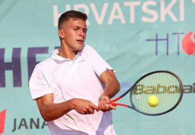 Tenis – Dvoranski Babolat Zagi Kup i Dvoransko OP TK Ogulin