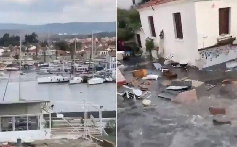 turska tsunami potres 2020 ist