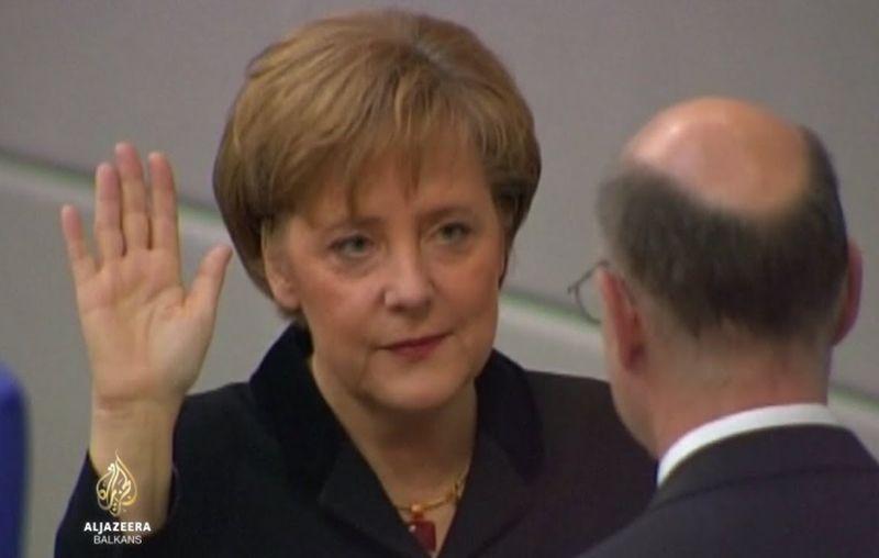 A Merkel počeci ist