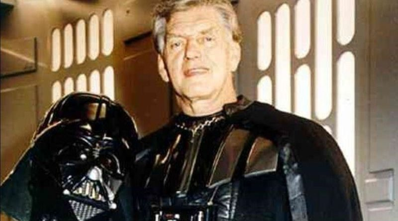 David Prowse ist