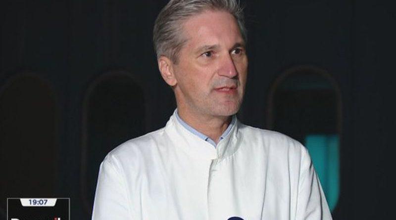 Dr Ivica Lukšić ist