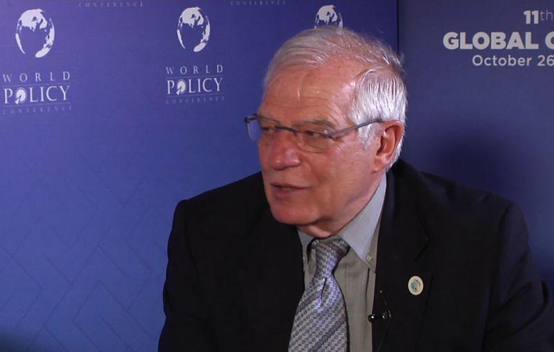 Josep Borrell ist