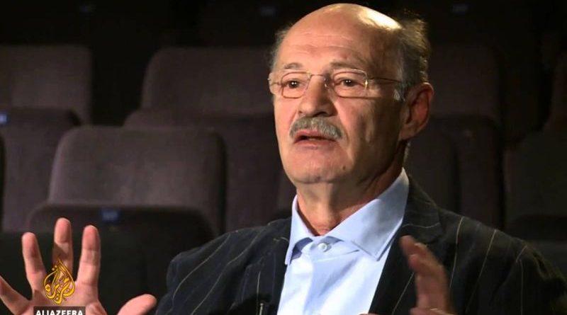 Mustafa Nadarević ist