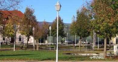 Ogulin park 1 ist