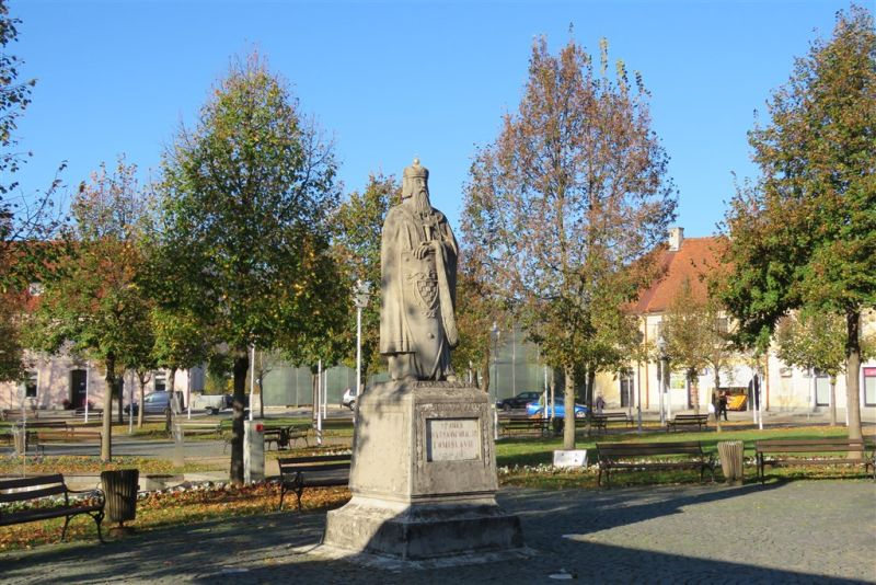 Ogulin park Tomislav 23 ist