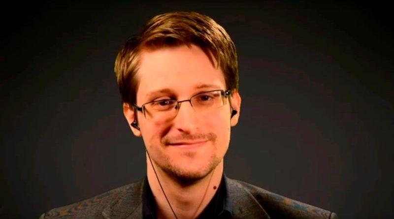 Snowden ist