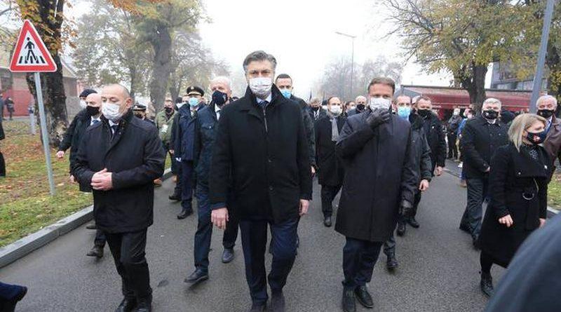 Vukovar kolona 2020