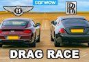 Rolls-Royce Wraith vs Bentley Continental GT V12 – luksuzna utrka britanskih jurišnika, tko je kome uzeo mjeru?