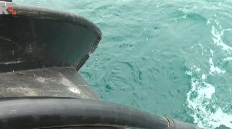 podvodni kabel ist