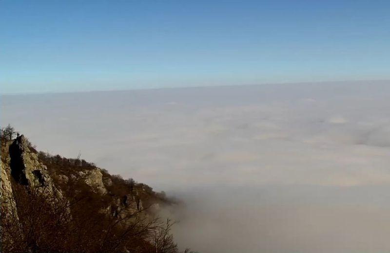pogled sa kelka oblaci ist
