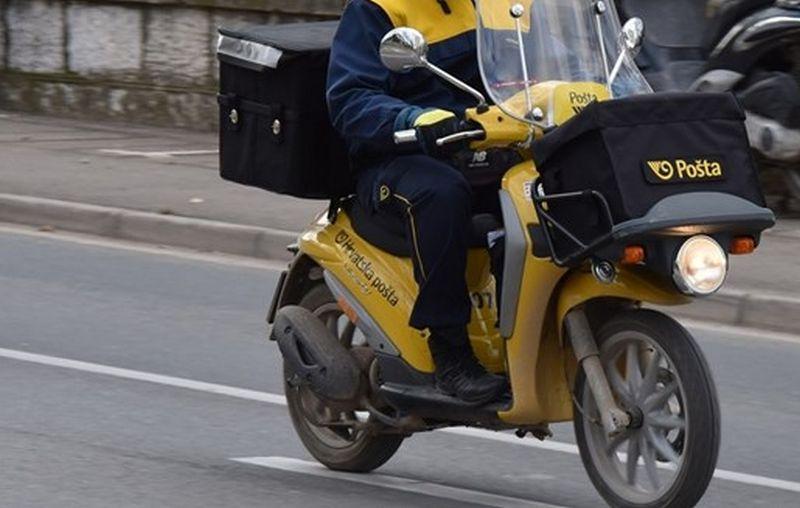 pošta motor ist