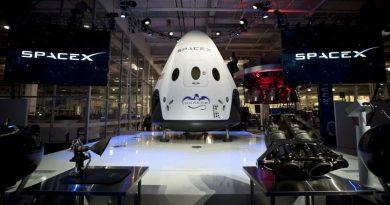 spacecraft-spacex ist