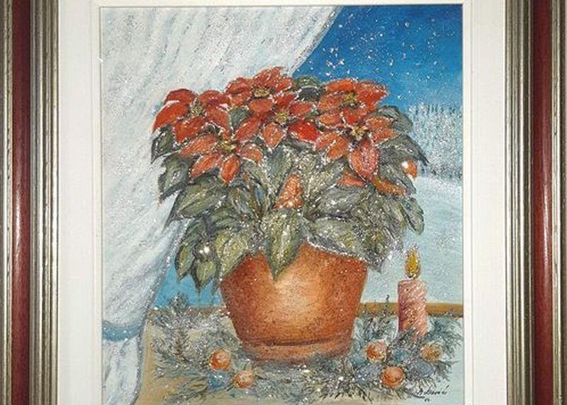Božićna zvijezda M. Lovrić