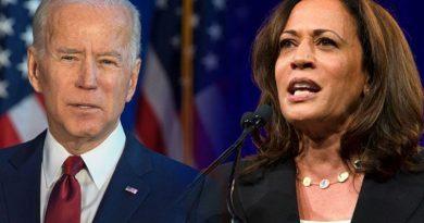 Joe Biden i Kamala Harris ist