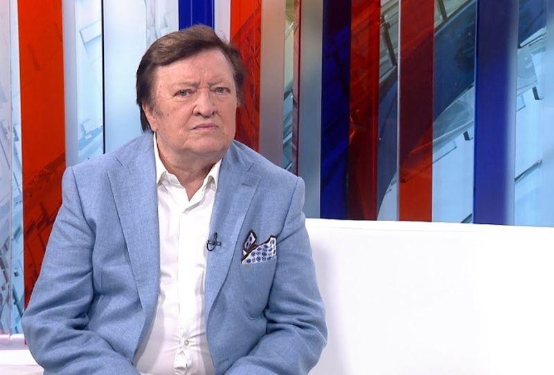 Otto Barić ist