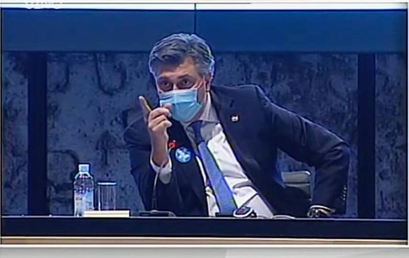Plenković ist