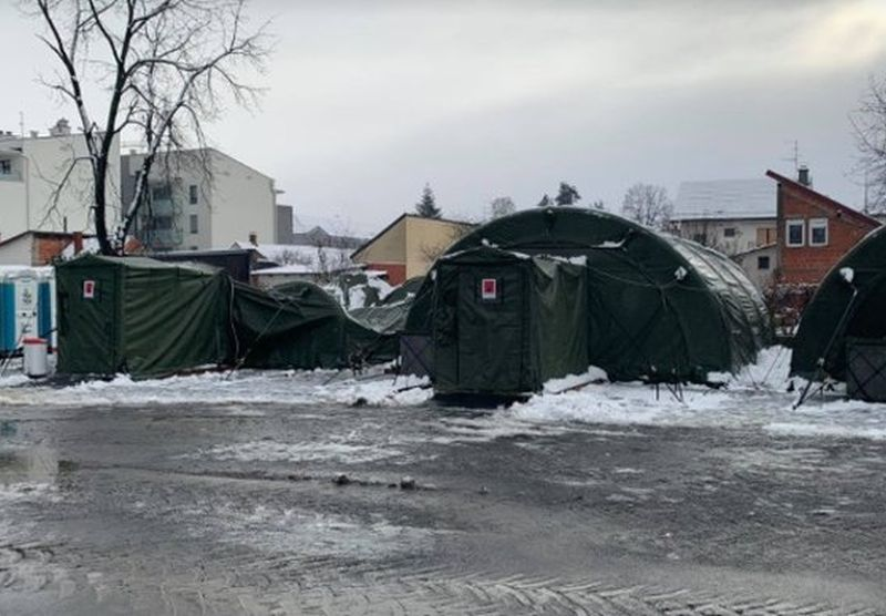 Šator bolnica