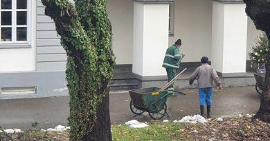 Zima čišćenje