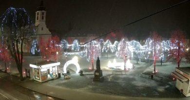ogulin snijeg pada ist