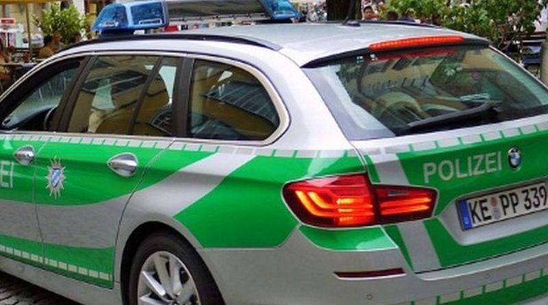 policija njemačka ist