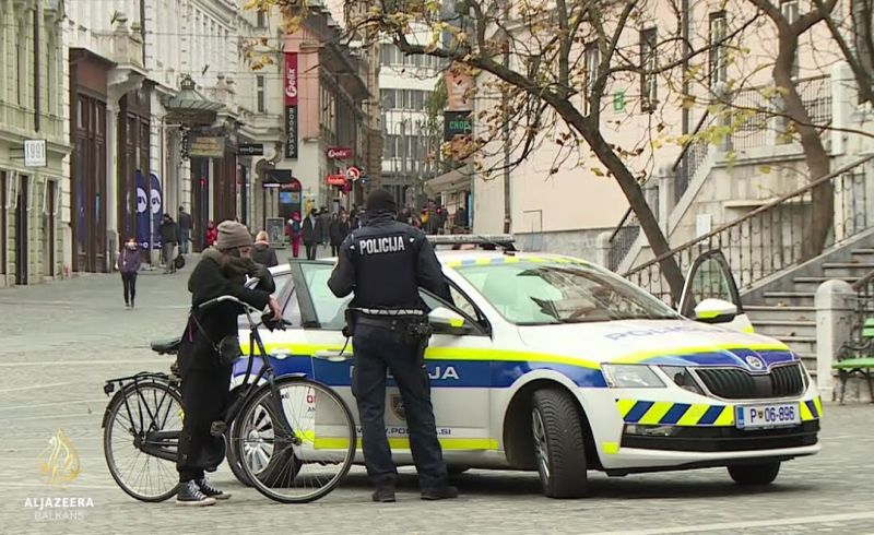 policija slovenija ist