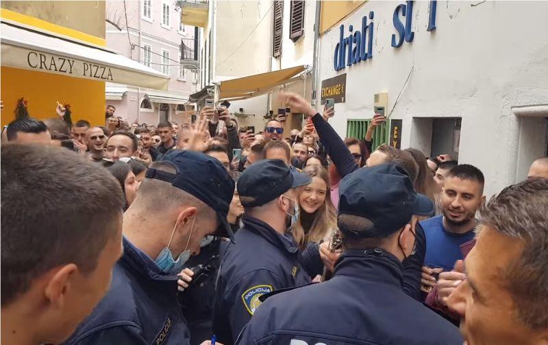 policija zadar badnjak ist