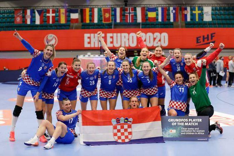 rukometašice hrvatska 76 ist