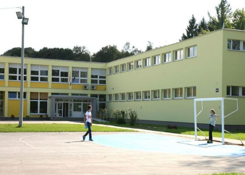 škola vojnić ist