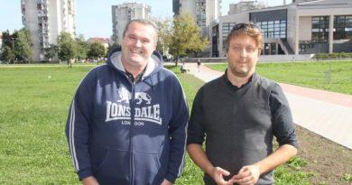Goran Turk i Alen Kristović