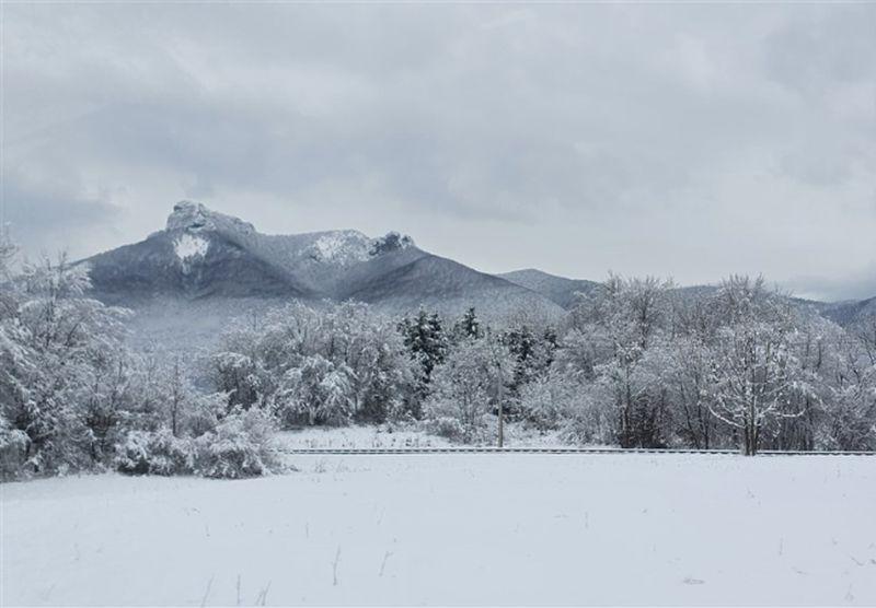 Klek zima snijeg ist