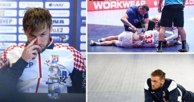 Pehist Luka: Cindrić nije izdržao ni treći veliki turnir zaredom…