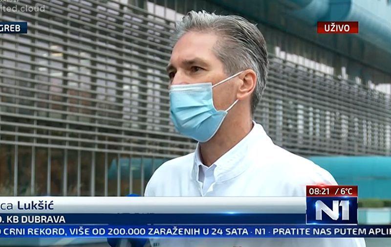 Lukšić KB Dubrava
