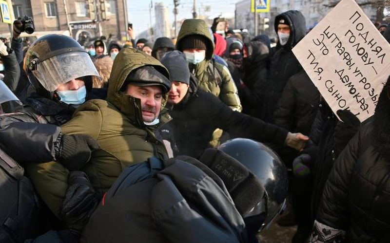 Navalni podrška