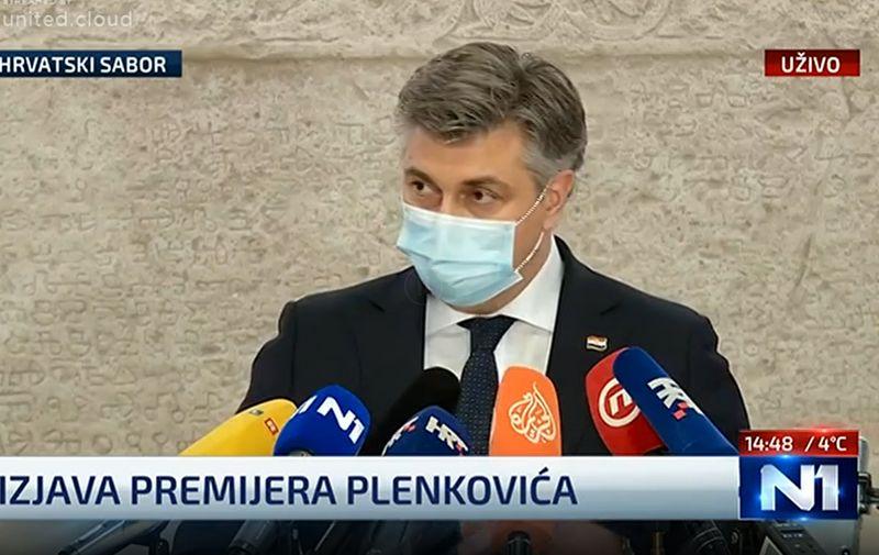 Plenković ist siječanj 2020.