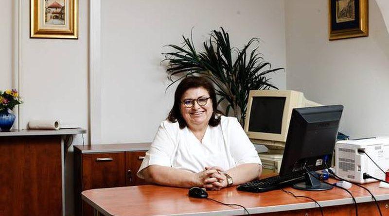dr. Gordana Štajminger ist
