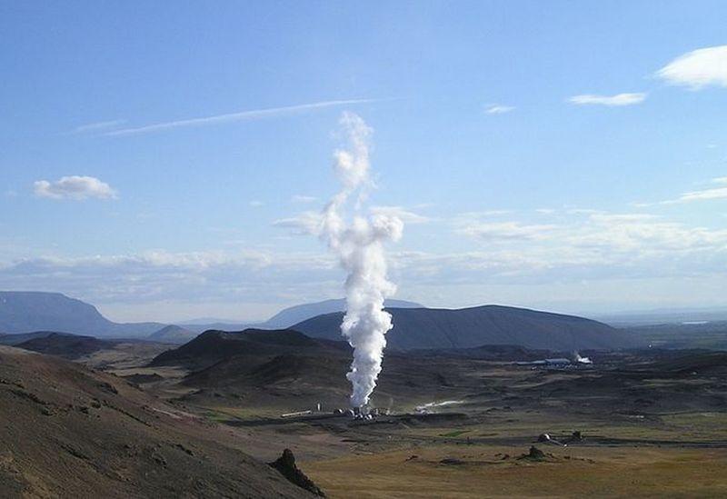 geotermalni izvor ist