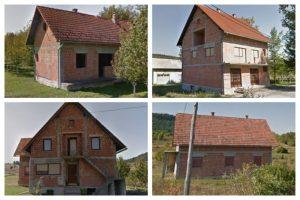 kuće Saborsko ist