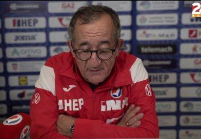 'Ova utakmica razotkrila je mnoge stvari koje smo možda i gurali pod tepih', rekao je Kaleb.