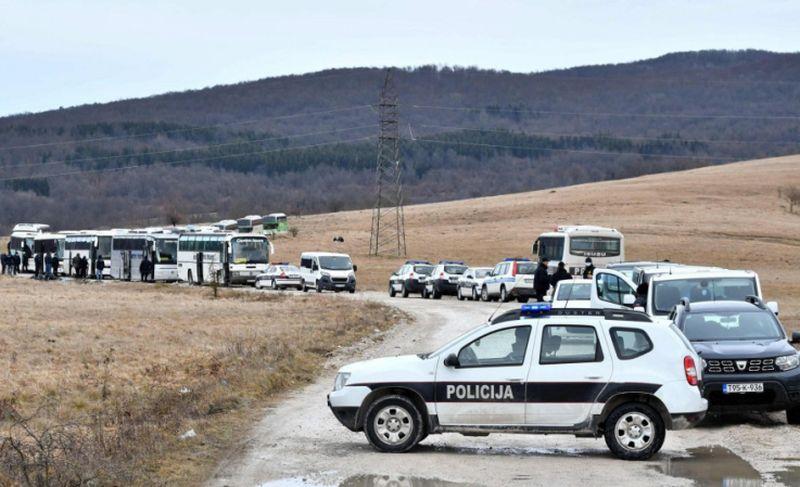 policija bihać migranti ist